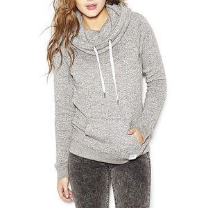 Garage heather grey hoodie *super soft*